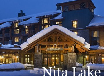 Nita Lake Lodge Whistler British Columbia Whistler